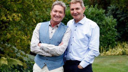 """Luc Appermont en Bart Kaëll blikken terug op 40 jaar samen: """"Toen Bart telefoon kreeg dat hij Willy Sommers moest vervangen, weigerde hij"""""""