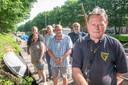 Het is Maurice Van Den Abeele (66) die voortaan de brug ophaalt voor boottoeristen en ze de weg wijst in Oudenaarde.