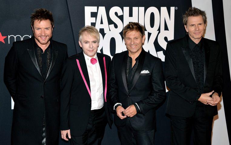 De Britse band Duran Duran. Beeld EPA