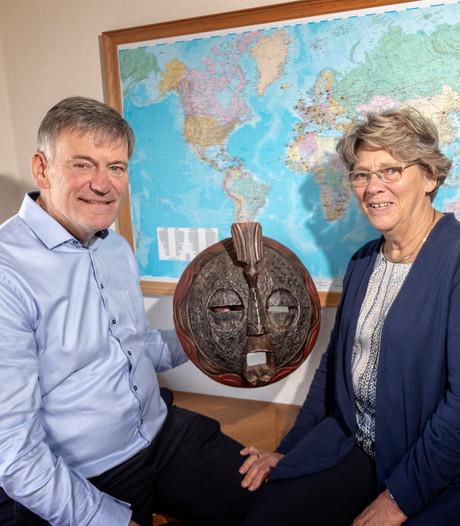 Gert en Inge uit Alphen helpen al jaren Gambiaanse kinderen
