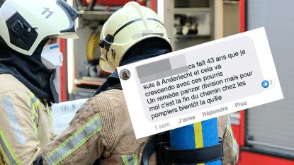 """Vakbond reageert op beschuldiging racisme Brusselse brandweer: """"De parlementsleden zouden beter hun woordenboek eens openslaan"""""""