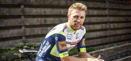 Herstel wielrenner Lammertink gaat 'goede kant' op na ernstig ongeluk