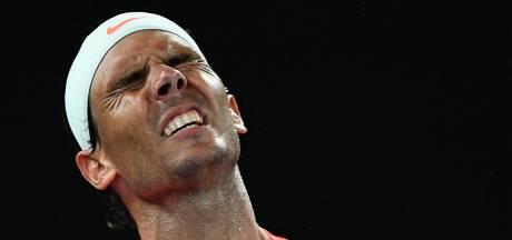 Tsitsipas knikkert Nadal uit Australian Open na bloedstollende vijfsetter