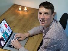Wajonger Nik (28) netwerkt overal maar heeft na zes jaar nog geen baan