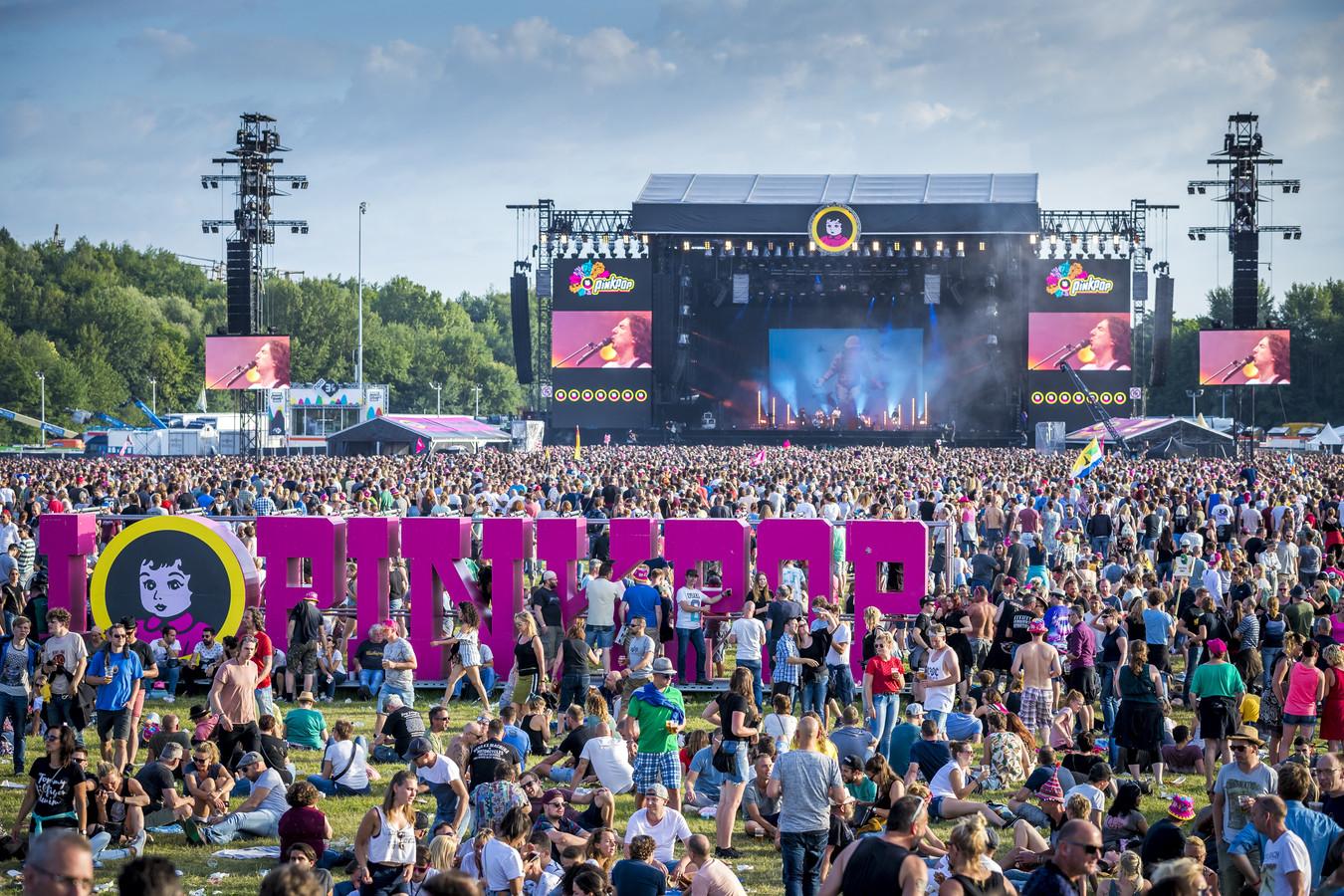 Le festival Pinkpop
