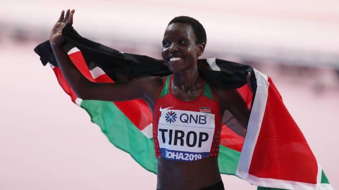 Le mari de l'athlète poignardée à mort Agnes Tirop a été arrêté à Mombasa