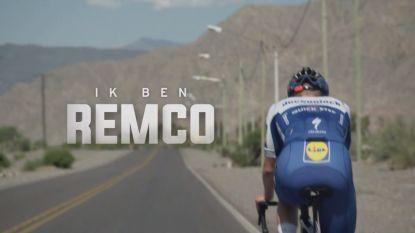 """""""Een jaar vol dromen"""": het 'zotte' 2020 van Remco Evenepoel in 8 afleveringen in HLN+"""