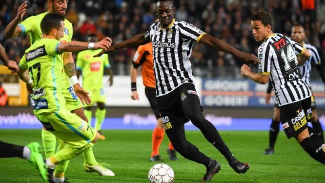 Charleroi s'impose face à Gand sur fond de polémique