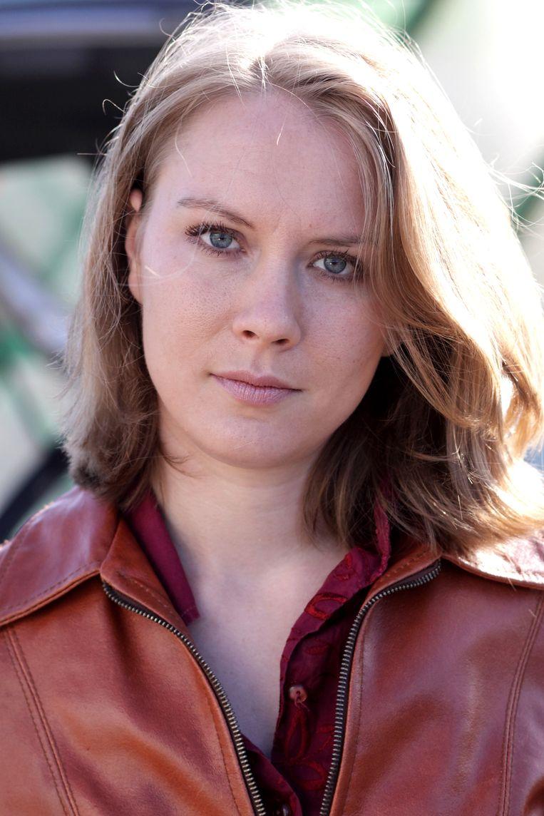 Candice Vanhecke.<br /> Beeld (RV)