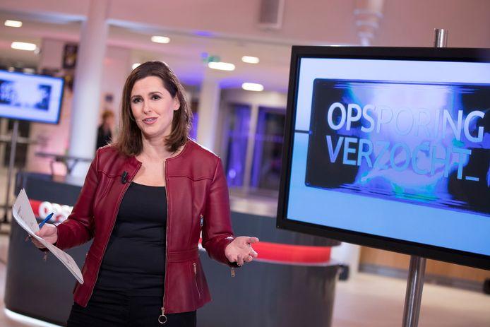 Shows zoals Opsporing Verzocht met Anniko van Santen worden ingekort.