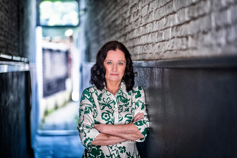 Viv Van Dingenen: 'Ik word weer emotioneel als ik eraan terugdenk.' Beeld Tim Dirven