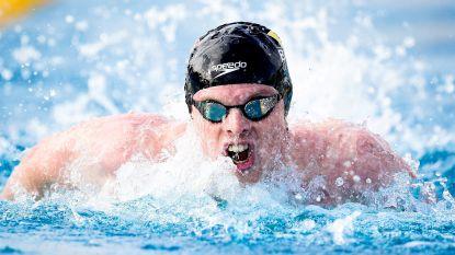 Tweemaal goud voor Goris en Vandenbussche op BK kortebaan, Lecluyse, Croenen en Aerents zwemmen naar winst