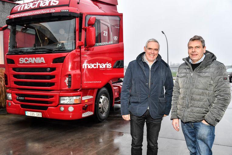 Transport Macharis Laureaat Voor Award Transporteur Van Het