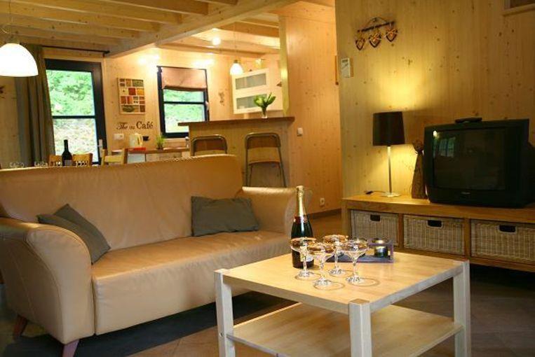 Dit vakantiehuis in Orval is ideaal om volledig te herbronnen. Beeld UNKNOWN