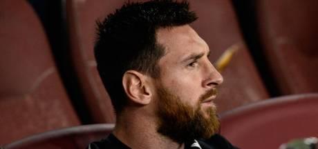 Messi de retour à l'entraînement au Barça