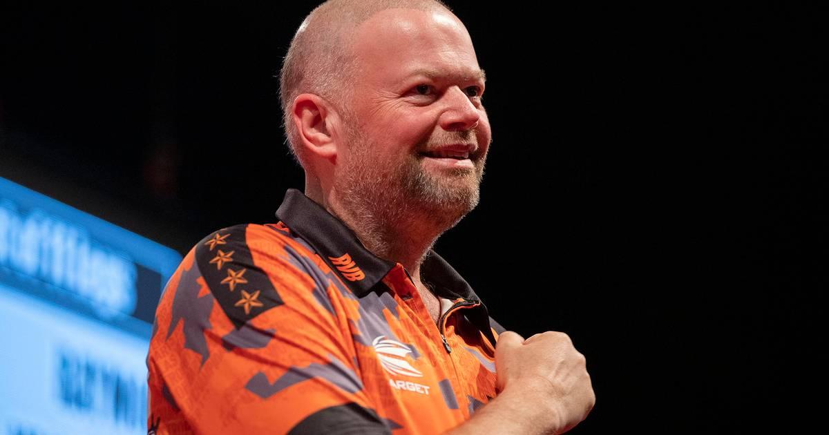 Loting UK Open: Van Barneveld kent tegenstander in eerste Major sinds rentree - AD.nl