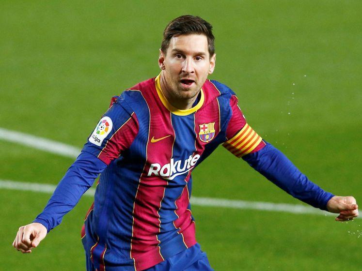 Koeman blijft met winnend Barcelona in het spoor van Atletico