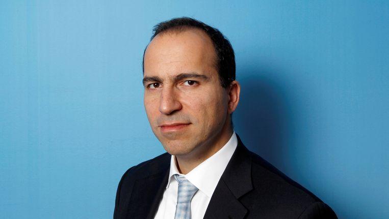 Dara Khosrowshahi Beeld reuters