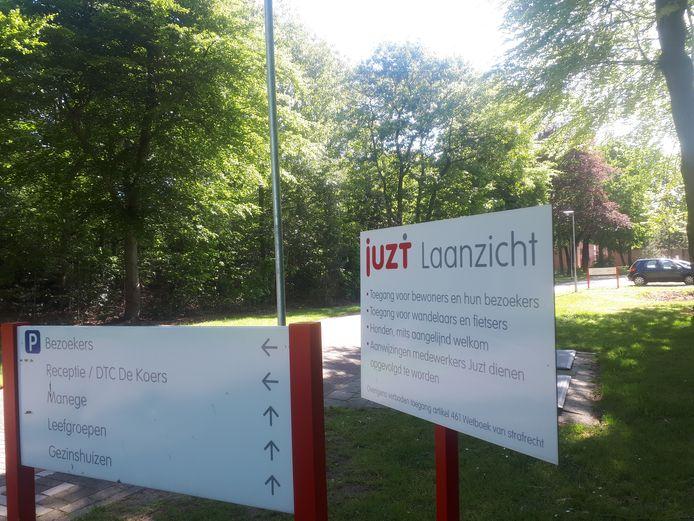TETERINGEN - Jeugdinstelling Laanzicht in Teteringen valt tegenwoordig onder zorginstelling Sterk Huis.