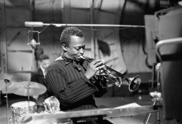 Miles Davis. Beeld Getty Images