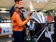 Grootste G-shorttrackwedstrijd van Nederland geopend in Enschede