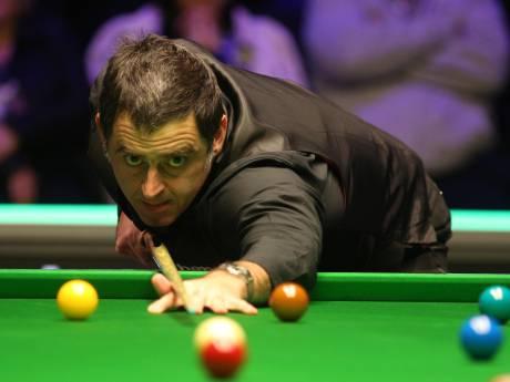 O'Sullivan fileert snookertalenten: 'Ik blijf zelfs in top 50 zonder arm en been'