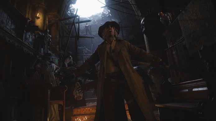 Resident Evil Village, het volgende week te verschijnen achtste deel van de reeks horrorgames.