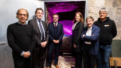 Kerkraad ontdekt verborgen toegang tot Ruien in kelder Sint-Carolus Borromeuskerk