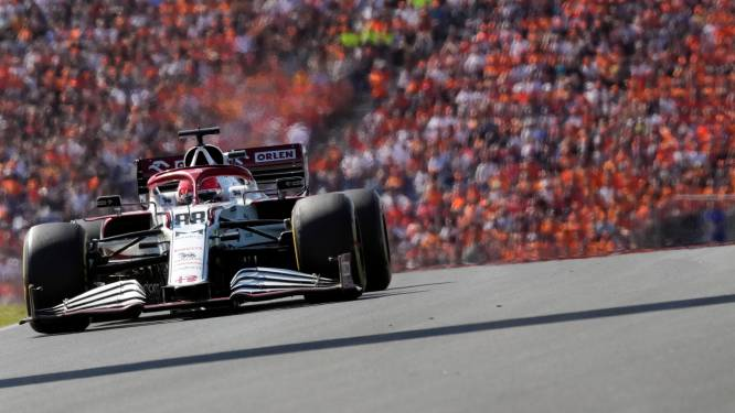 Kubica vervangt Räikkönen ook in Monza