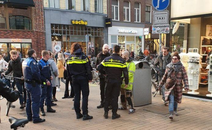 Fanatieke evangelisten in Groningen