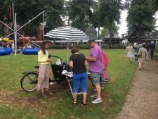 Toeristisch Oisterwijk zet een bakfiets in