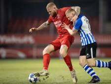 Zo kijkt Thomas Verheydt terug op zijn twee seizoenen bij IJsselmeervogels: 'Heb veel wedstrijden onder hoogspanning gespeeld'