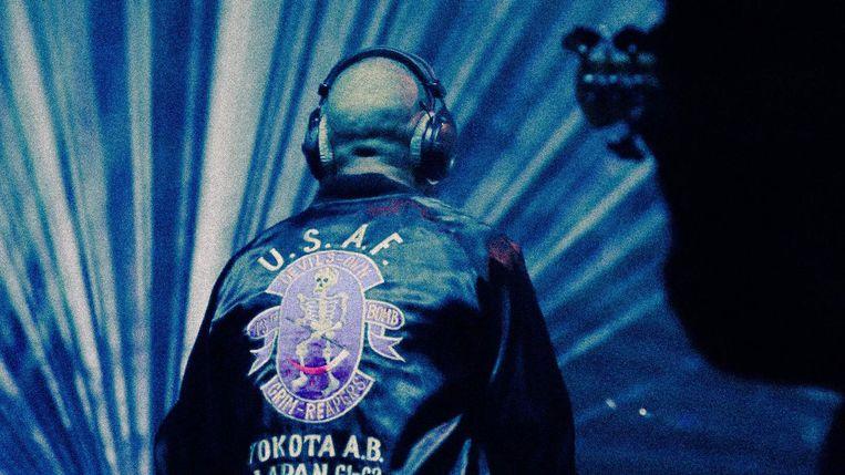Rapper Sef. Beeld Hanna Vink