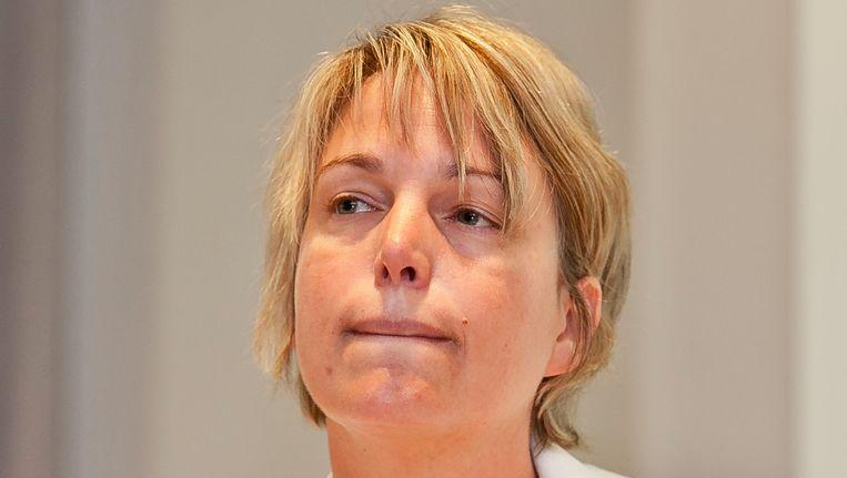 Door te publiceren, wil Vlaams minister van Cultuur Joke Schauvliege bewijzen dat ze immuun is voor het lobbywerk. Beeld BELGA