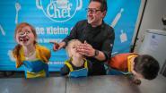'De Kleine Chef' organiseert het eerste online kookkamp van het land