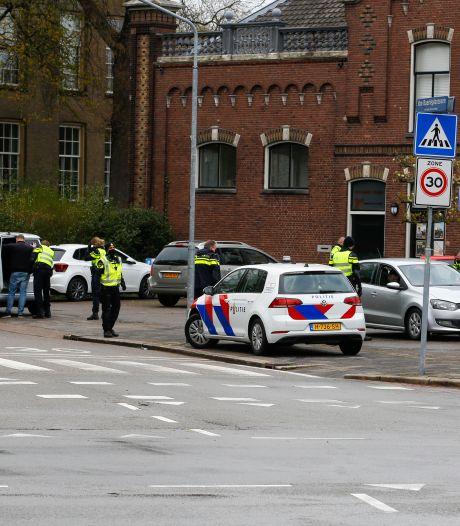 Politie fouilleert preventief in Krispijn en Crabbehof