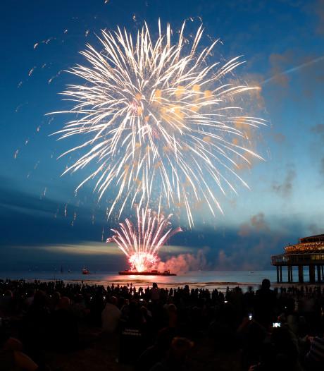 Vuurwerkfestival Scheveningen gaat dit jaar niet door: 'Ten onder aan ons eigen succes'