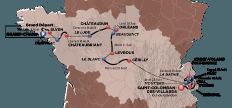 Mobach begint op zijn verjaardag aan de Tour de l'Avenir