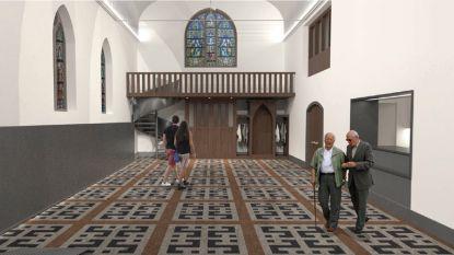 Zo kan kloosterkapel eruitzien