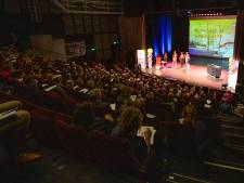 Severinus-bewoonster Lara op symposium in Veldhoven: 'Ik wil hier nooit meer weg'