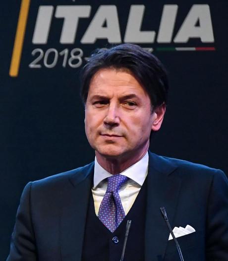 Giuseppe Conte voorgedragen als nieuwe premier Italië