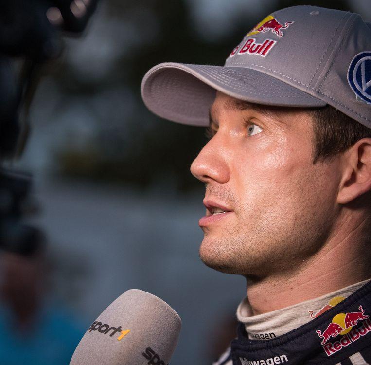 De wereldkampioen Rally Ogier Beeld Photo News