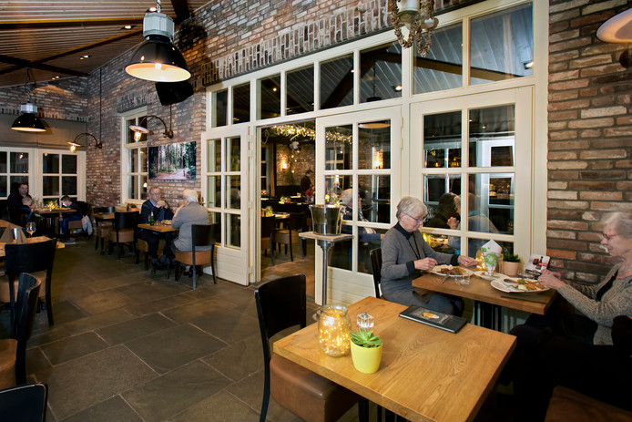 Restaurant De Seterse Hoeve.
