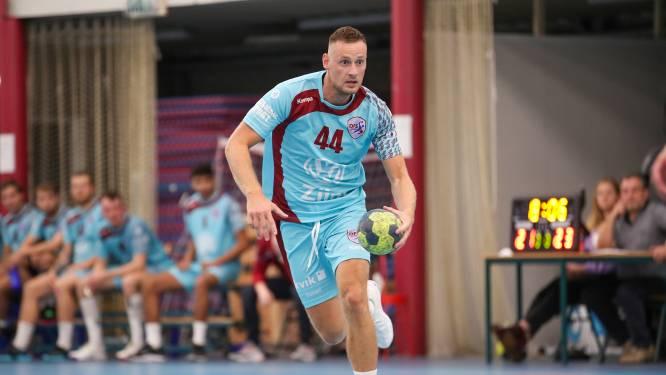 Gijs is weer handballer: 'Was geen intelligente voetballer'