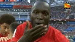 Romelu Lukaku vierde zijn eerste goal tegen Panama met hartverwarmende boodschap