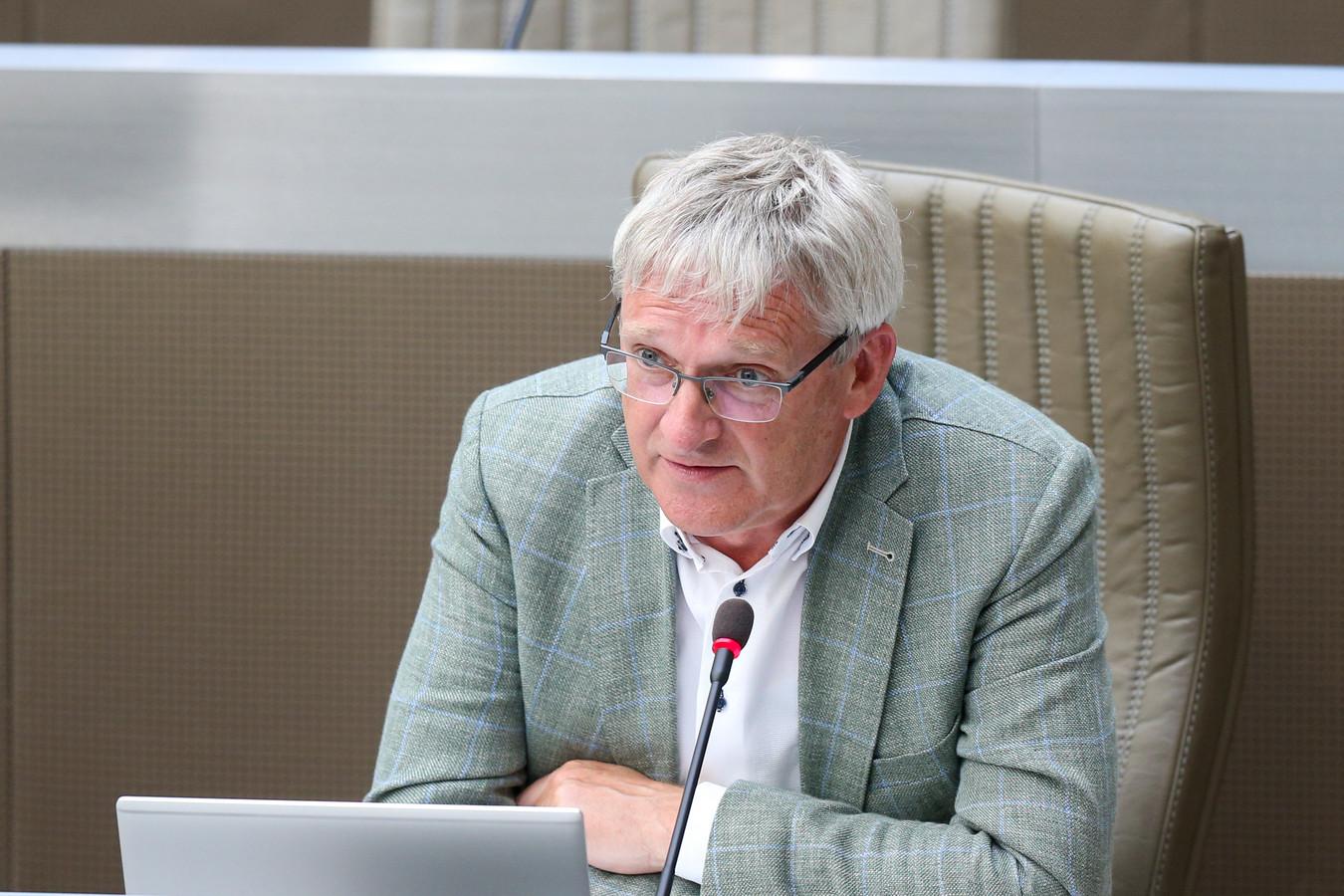 Vlaams Parlementslid Jan Laeremans.