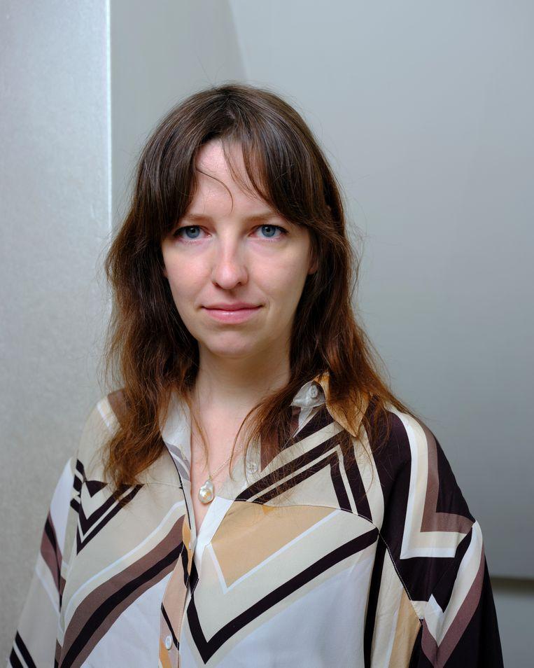 Nathalie Wouters (31), journalist.  Beeld Erik Smits