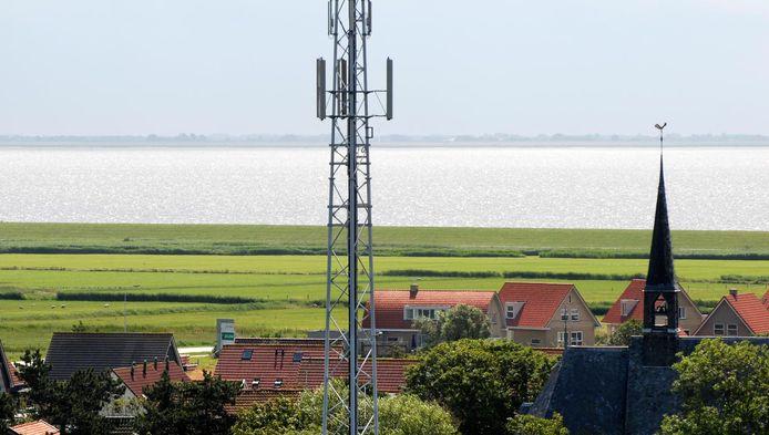 Het Duitse P3 beoordeelt alle vier de Nederlandse providers als excellent.