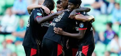 LIVE | PSV met Bruma en Romero tegen Mura, Gakpo op de bank