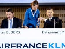 Aandeelhouders Air France-KLM gunnen topman zijn miljoenenbonus